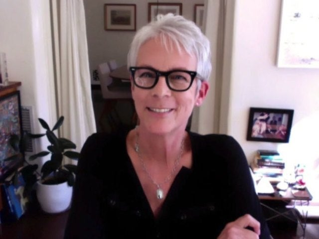 Jamie Lee Curtis Wonders If 'Knives Out' Co-Star Chris Evans' Planned His Explicit Photo Leak