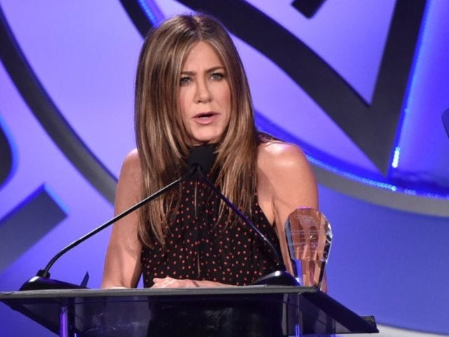 Kanye West Reacts to Jennifer Aniston's Plea to Fans Not to Vote for Him