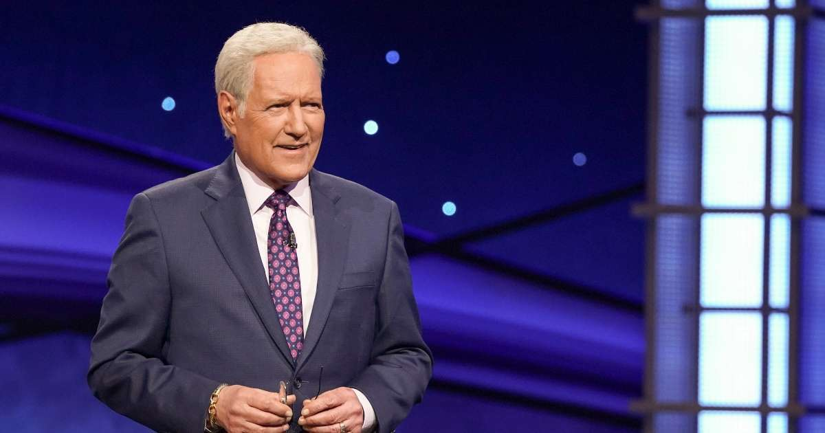 Jeopardy Alex Trebek announce NHL Draft Pick