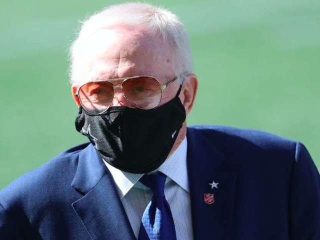 Cowboys Owner Jerry Jones Reacts to Dak Prescott's Fractured Ankle: 'Heartbroken for Dak'