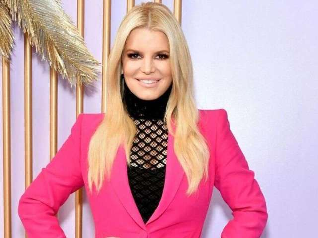 Jessica Simpson Reveals Her 'Pandemic Date Night' Outfit: 'No Pants Required'