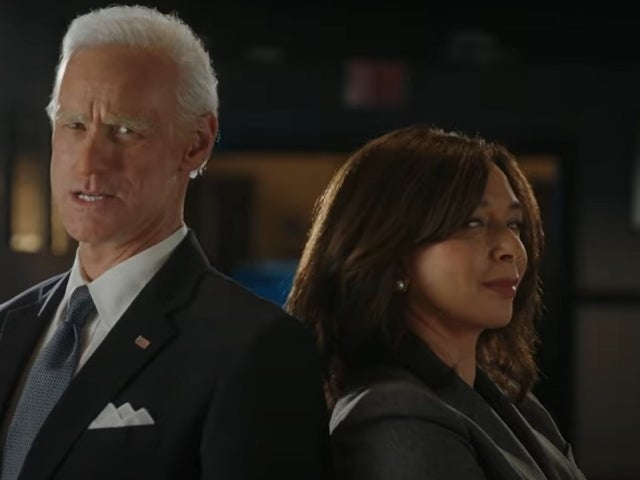 Watch: 'SNL' Gives First Look at Jim Carrey and Maya Rudolph as Joe Biden and Kamala Harris