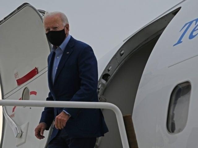 Joe Biden Campaign Plane Crewmember Becomes Third to Test Positive for Coronavirus