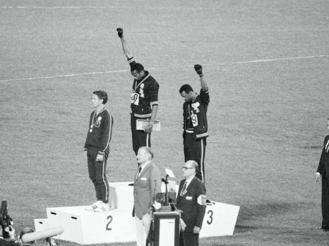 Iconic Olympian John Carlos Blasts Donald Trump: 'You Created Nothing But Divide'