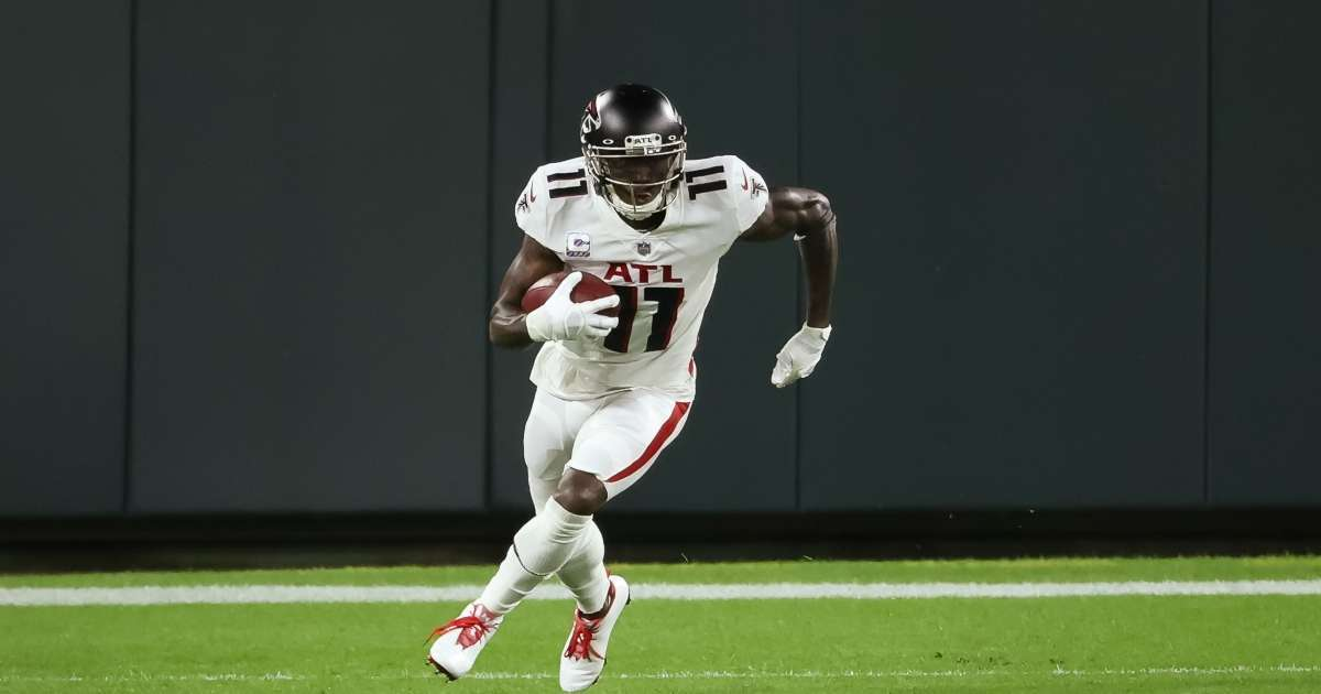 Julio Jones Panthers might not play fans
