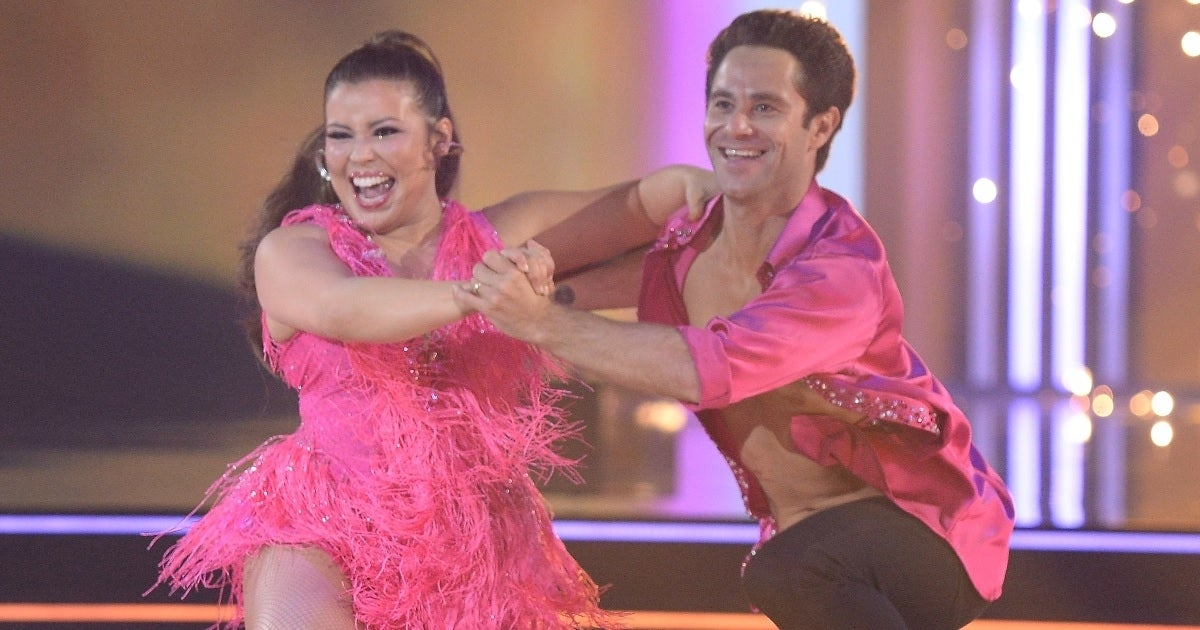 justina machado dancing with the stars abc getty images