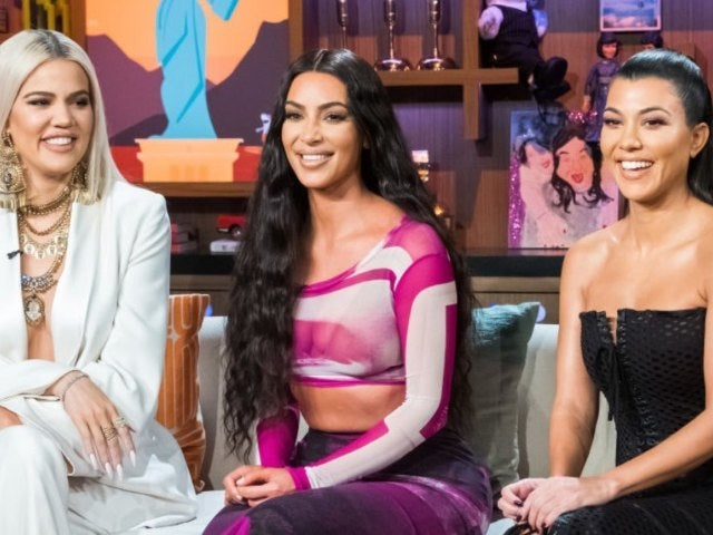 Kardashian Sisters Kim, Khloe and Kourtney Reunite for Bikini Photo Amid Island Birthday Bash