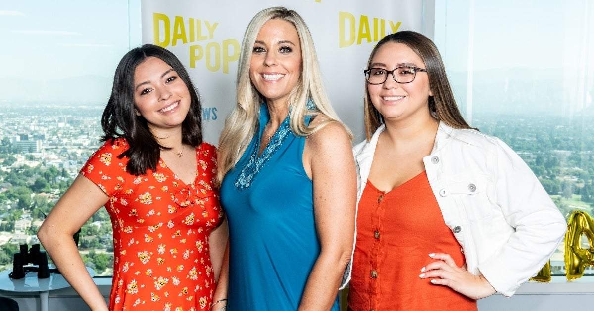 kate gosselin daughters getty images