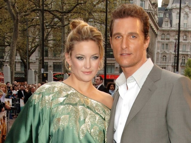 Kate Hudson Shades Matthew McConaughey as Her Worst On-Screen Kiss: 'He Had Snot All Over His Face'