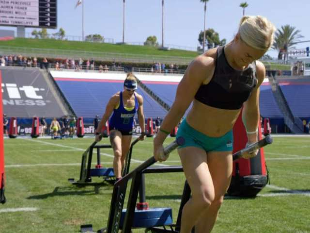 Two-Time CrossFit Games Champion Katrin Davidsdottir Previews Return to Aromas (Exclusive)