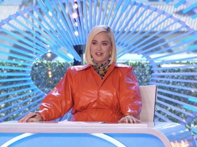 'American Idol' Set Malfunction Gives Katy Perry a Fright in Exclusive Season 4 Clip