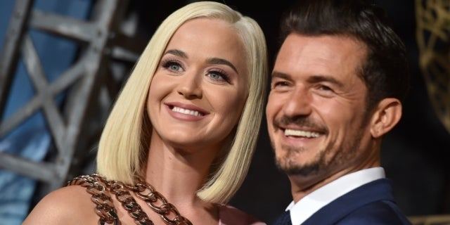 katy perry orlando bloom 2019 getty images