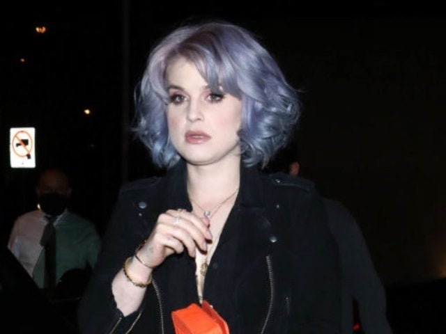 Kelly Osbourne and TikTok Star Griffin Johnson Photographed Together Amid Romance Rumors