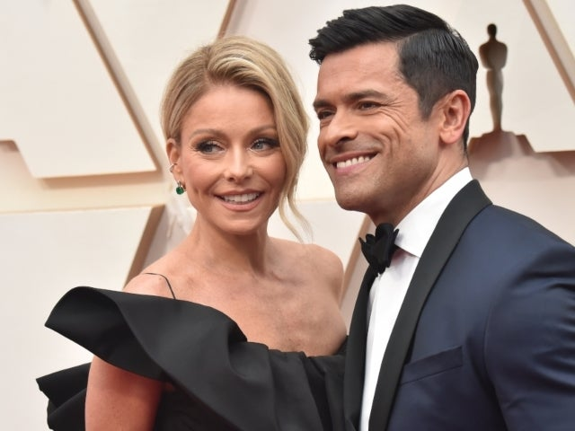 Mark Consuelos Debuts New Bicep Tattoo Ahead of Reuniting With Kelly Ripa Following 'Riverdale' Filming Bubble