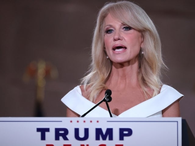 Kellyanne Conway Accused of Tweeting Topless Photo of 16-Year-Old Daughter Claudia