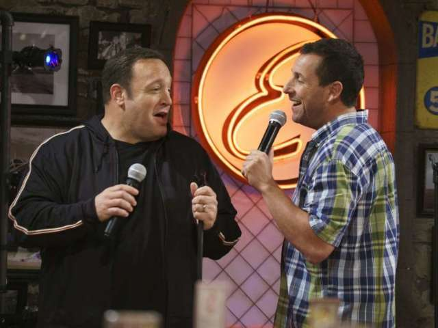 Kevin James Thinks Adam Sandler's 'The Waterboy' Should Get a Spinoff