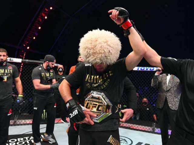 UFC 254: Dana White, UFC Fighters Rave About Khabib Nurmagomedov Following Surprising Retirement