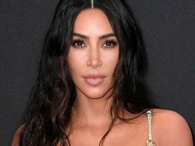 Kim Kardashian Deletes Election Day Photo After Fans Notice Tiny Detail