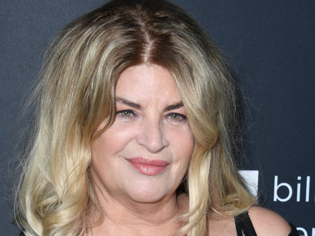 Kirstie Alley Reaffirms Her Support for Donald Trump in New Tweet