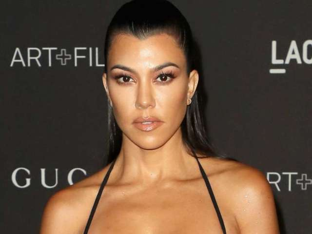 Kourtney Kardashian 'Didn't Expect' Travis Barker Relationship to 'Turn Romantic'