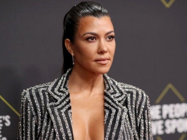 Kourtney Kardashian Blasted for Posting Face Mask Conspiracy Theory