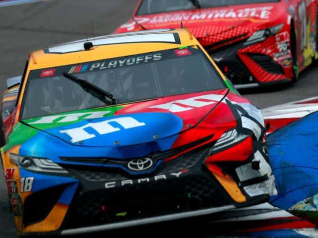 NASCAR: Defending Champion Kyle Busch out of Cup Series Playoffs