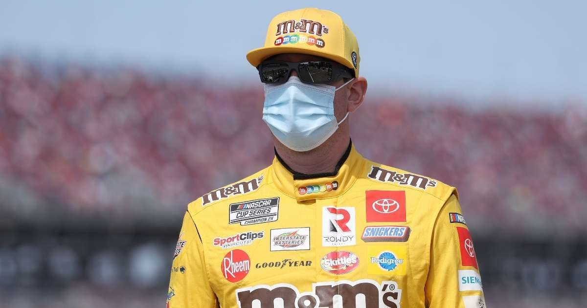 Kyle Busch shares details trick or teat app, Halloween Plans