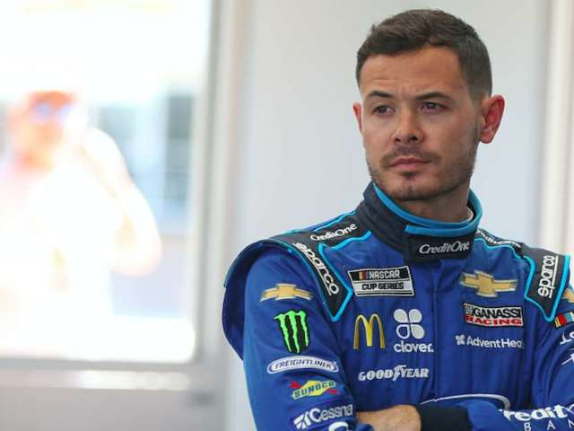NASCAR Reinstates Kyle Larson Ahead of 2021 Season