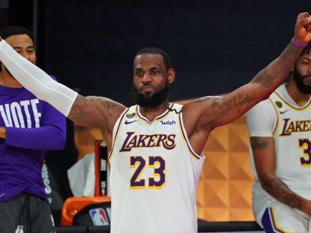 LeBron James on Winning 4th NBA Championship: 'I Just Want My Damn Respect'