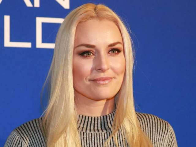 Lindsey Vonn Hits Back at Body Shamers: 'I Am 100% Natural'