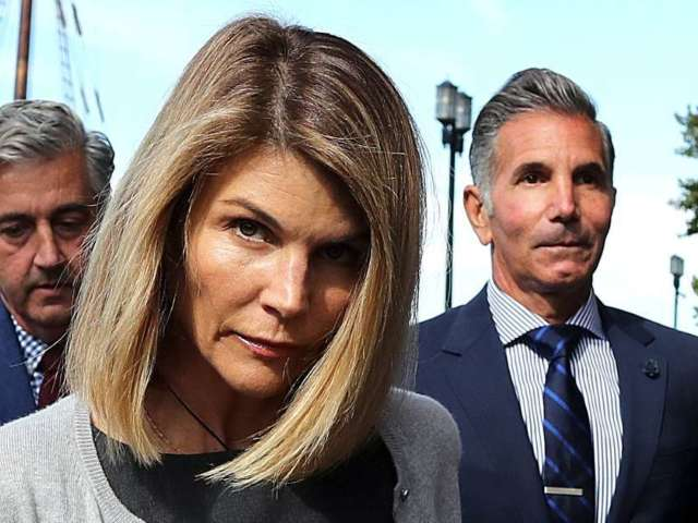 Lori Loughlin Is Reportedly a 'Wreck' While Serving Time in Prison