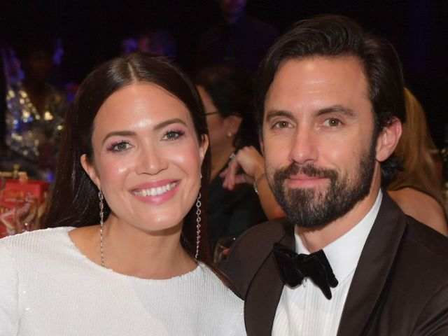 'This Is Us' Star Milo Ventimiglia Reacts to Mandy Moore's Pregnancy News