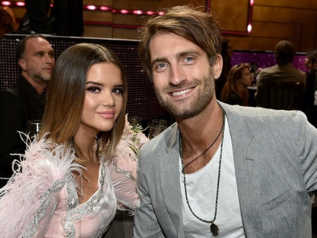 Ryan Hurd Shares Photos of Son Hayes Watching Maren Morris Perform for the First Time