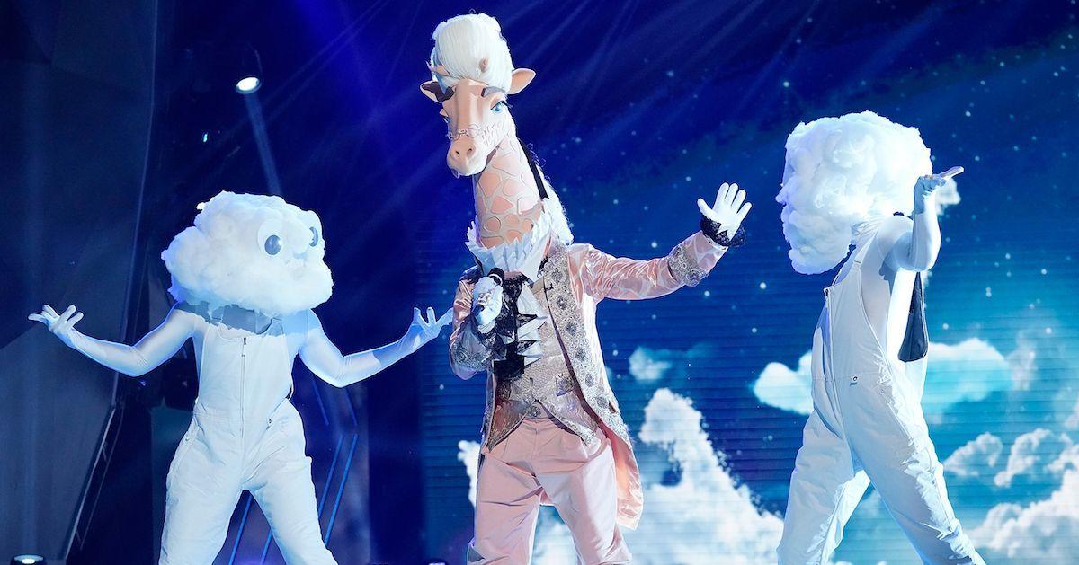 masked-singer-giraffe-getty