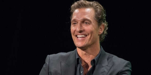 matthew mcconaughey getty images 2