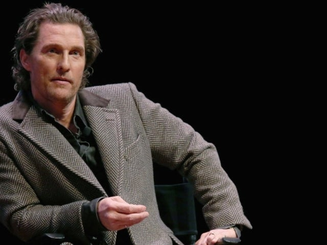 Matthew McConaughey Says His Dad Died While Having Sex