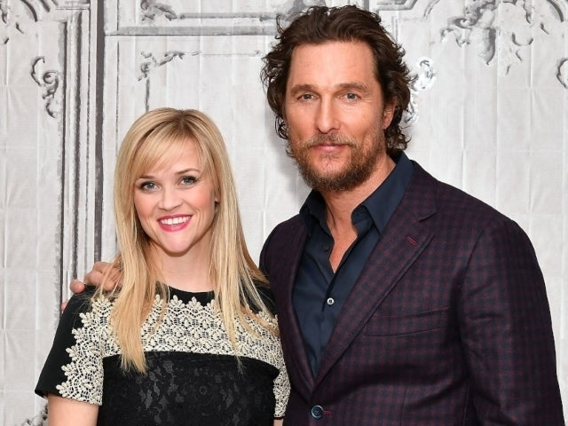 Reese Witherspoon Sends Message to Matthew McConaughey as His Book Releases