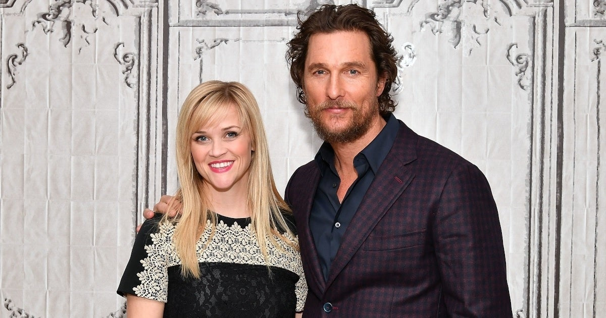 matthew mcconaughey reese witherspoon getty images