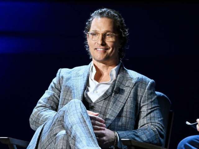 WWE: Matthew McConaughey and His Sons Appear in ThunderDome on 'Raw'
