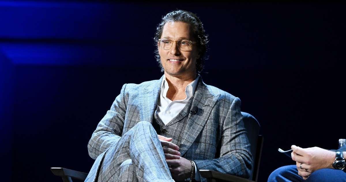 Matthew McConaughey sons WWE appear ThunderDome Raw
