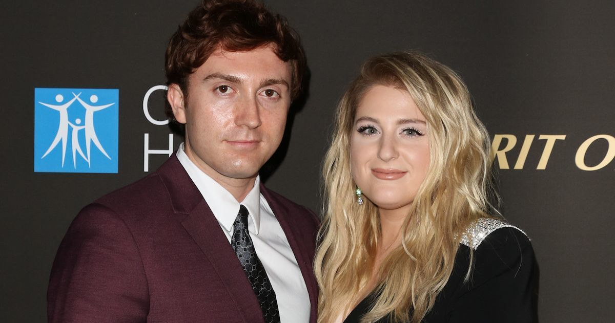 meghan-trainor-daryl-sabara-getty