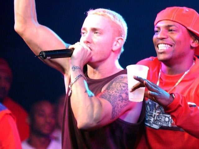 Mekhi Phifer Has 'Nothing But Love' for '8 Mile' Co-Star Eminem (Exclusive)