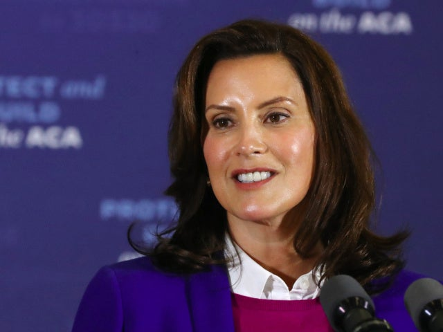 Michigan Governor Gretchen Whitmer Slams Trump Adviser's 'Rise up' Comments as 'Incredibly Reckless'