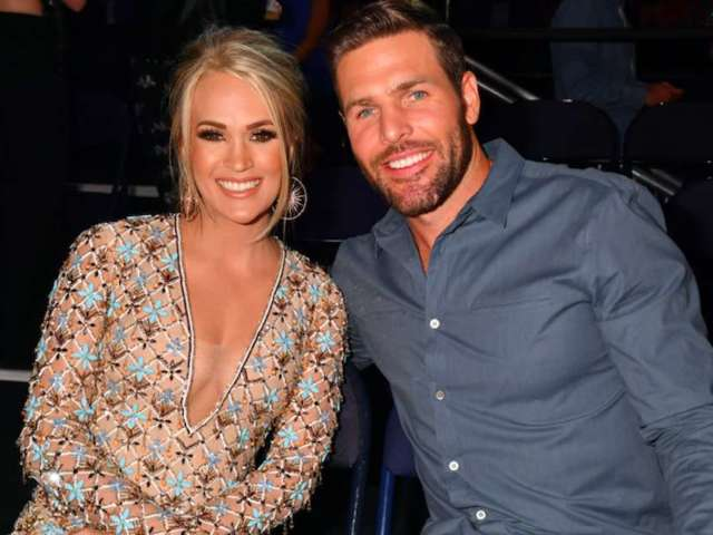 Carrie Underwood and Mike Fisher Step out for Charity Clay Shoot in Nashville