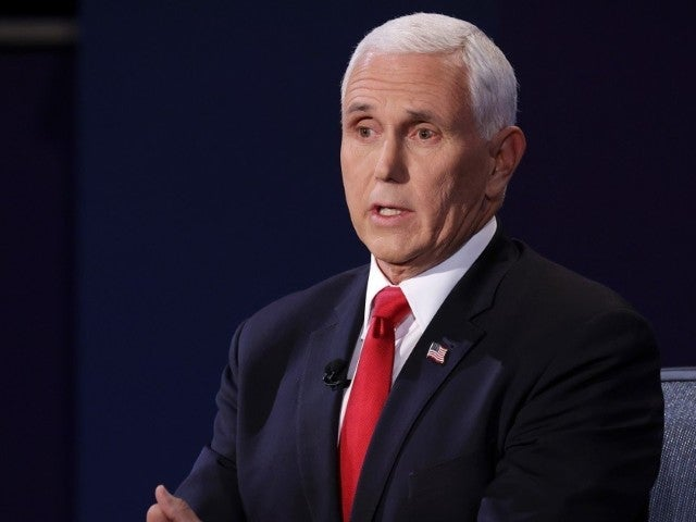 Mike Pence Won't Invoke 25th Amendment, Say It's Not in Country's 'Best Interest'