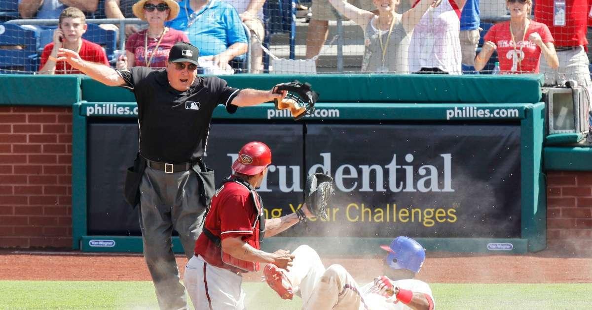 MLB Umpire Derryl Cousins dead 74