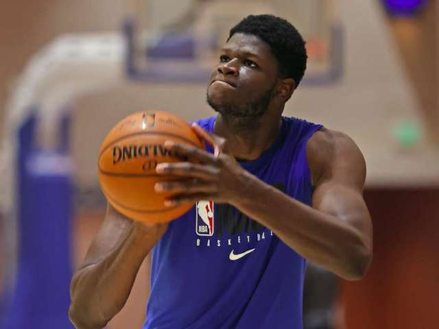 Mo Bamba Says 17-Year-Olds Should Be Allowed to Vote