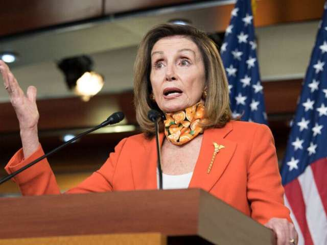 Stimulus Update: Nancy Pelosi and Mark Meadows Exchange Accusations Over Stimulus Talks