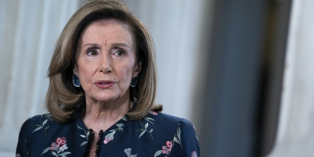 nancy pelosi october 2020 getty images