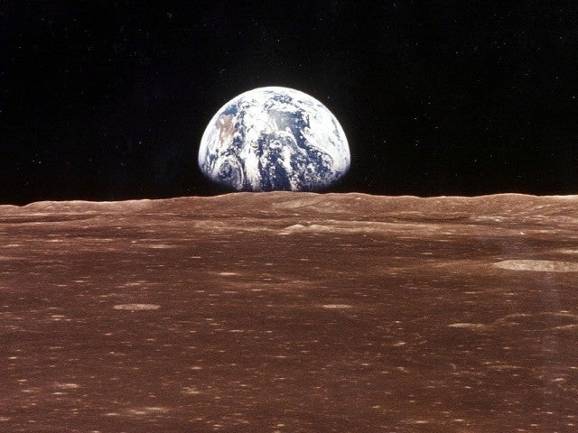 NASA Announces Discovery of Water Patches on the Moon